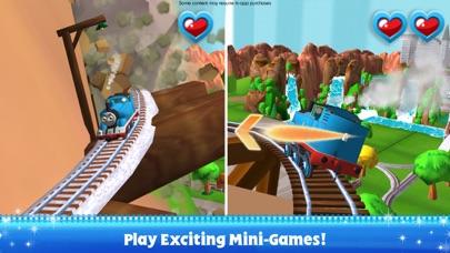 Thomasと仲間たち:不思議な線路のおすすめ画像1