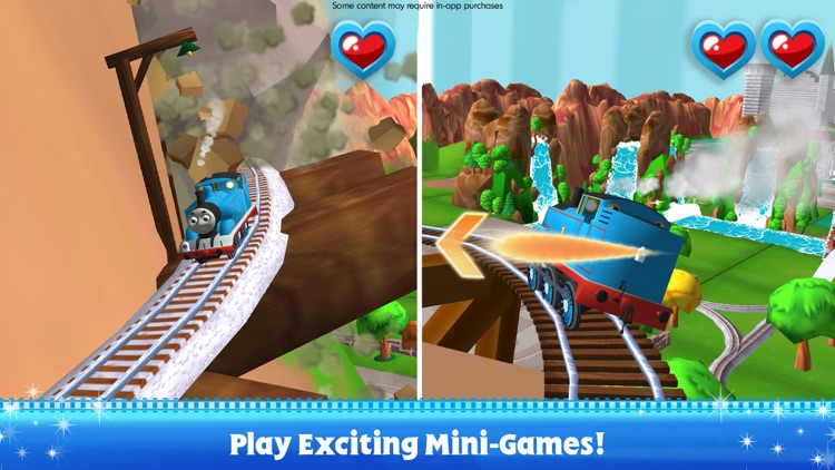 Thomas & Friends: Magic Tracks screenshot-0