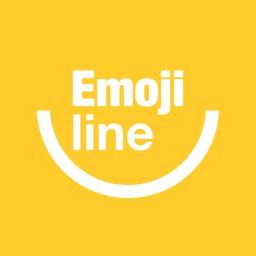 emoji连线