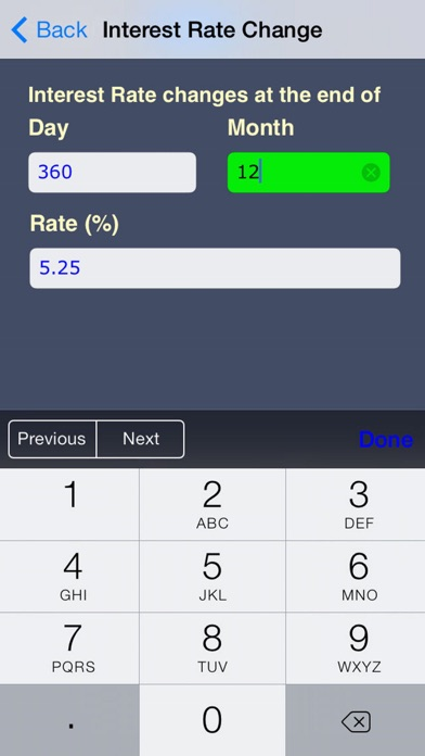 Compound Int Calculator Plus Screenshots