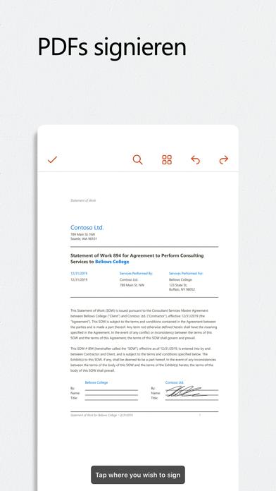 Microsoft OfficeScreenshot von 7