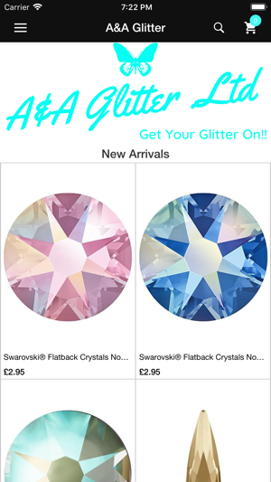 A&A Glitter on the App Store