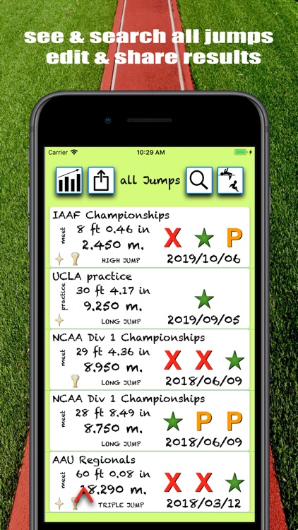 iJump3 ( Track and Field )