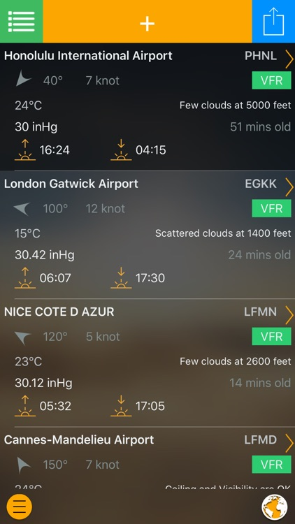 Easy Aviation Weather - WX