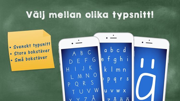 LetterSchool - Lär dig skriva!