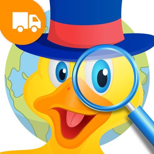Where's The Duck? School Lite
