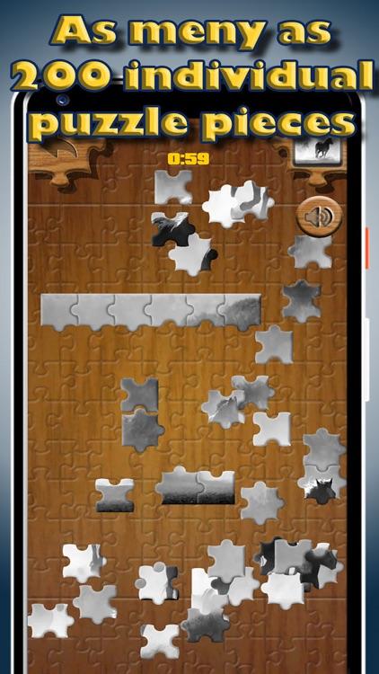 Jigsaw Puzzle: Photo Art screenshot-5