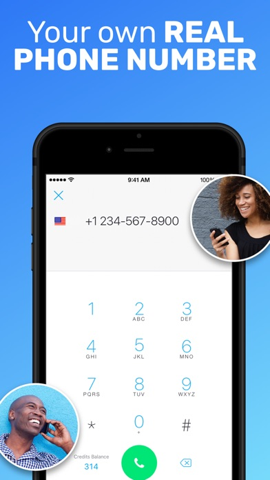download Text Me - Phone Calls + Text apps 3