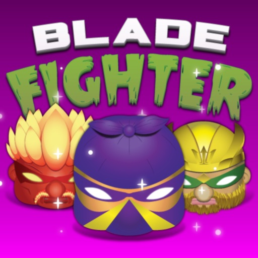 Blade Fighter Game icon