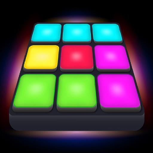 Magic Pad - Beat Music Maker iOS App