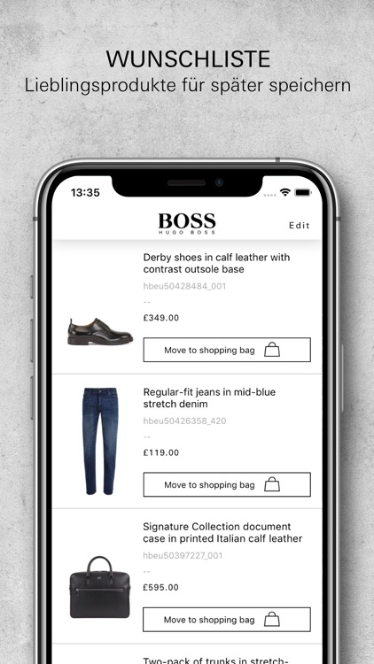 HUGO BOSS - Premium Fashion screenshot-4
