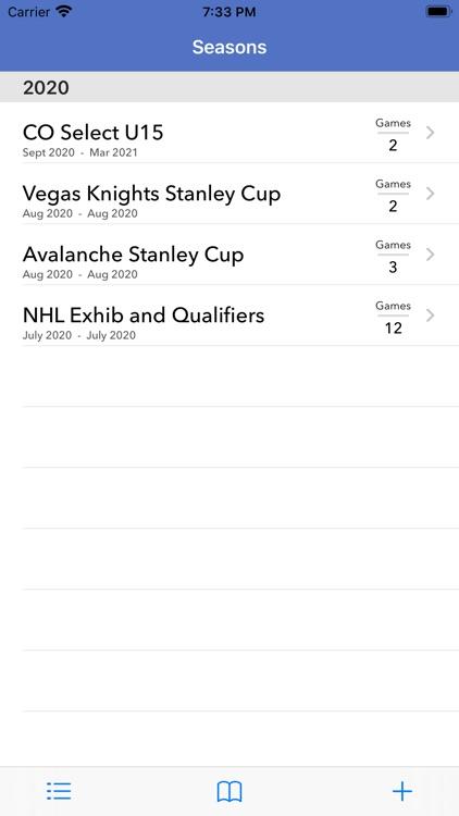 Goalie Rebound Tracking screenshot-3