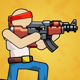 Gunner: Mr Stickman with a gun