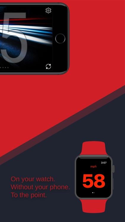 Sp33dy - gps speedometer hud screenshot-4