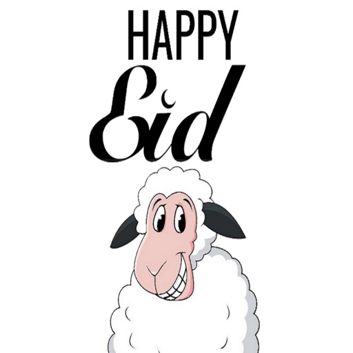 Happy Eid Al Adha Stickers