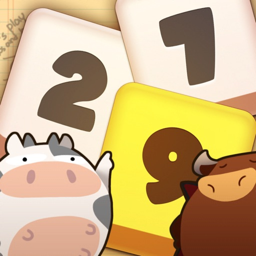 Number Brain : Bulls & Cows icon