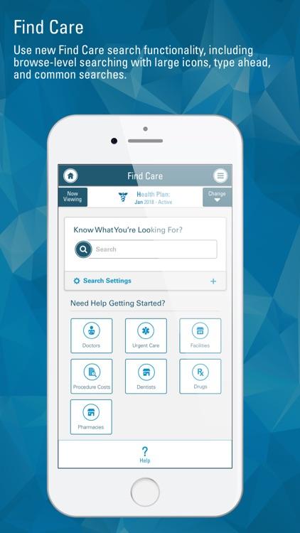Blue Connect Mobile NC screenshot-5