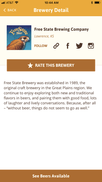 Kansas Craft Brewers Expo screenshot 2