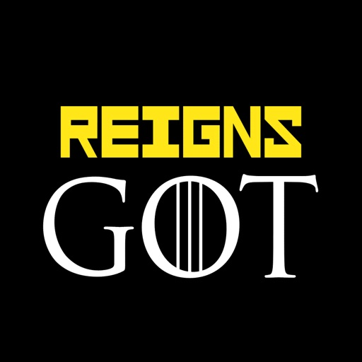 Reigns: Game of Thrones iOS App