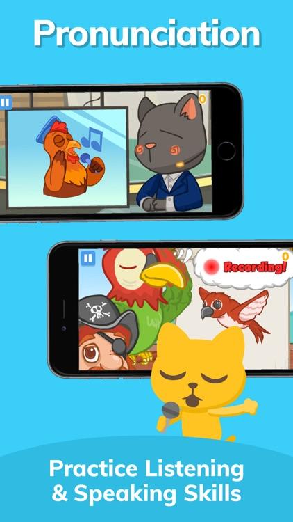 Studycat: Fun English for Kids screenshot-5