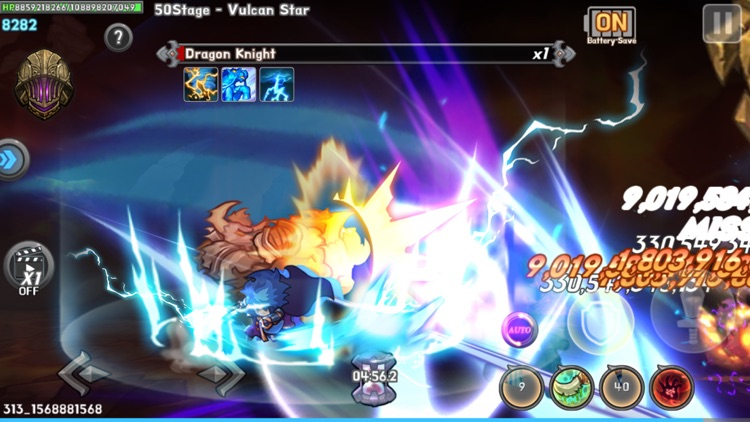 드루와던전 - 방치형 RPG screenshot-7