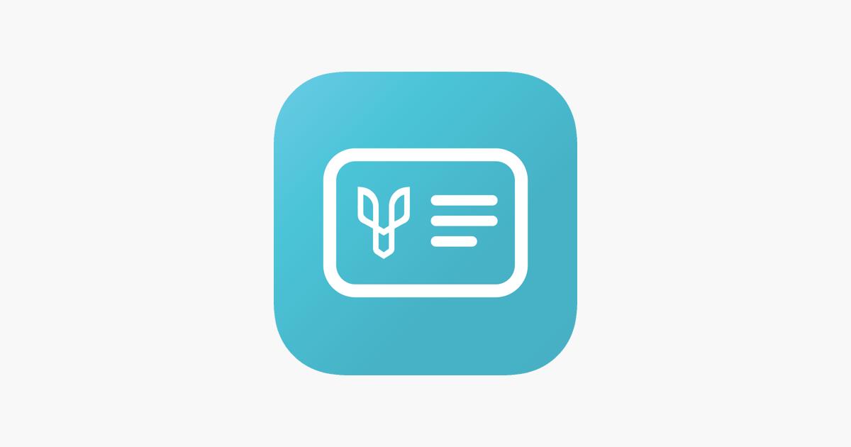 Visitenkarten Im App Store
