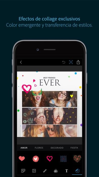 Screenshot for Adobe Photoshop Express in Peru App Store