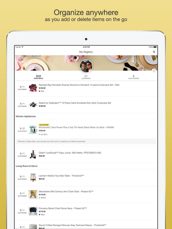 Target Registry screenshot 8