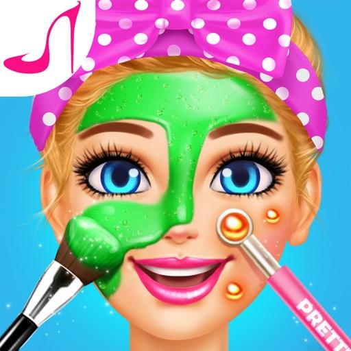 Salon Games: Spa Makeup Artist