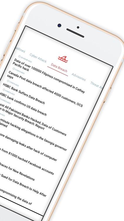 Cyber Security News Lite screenshot-4