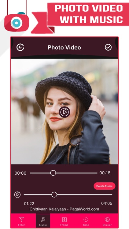 Photo To Video With Music screenshot-3
