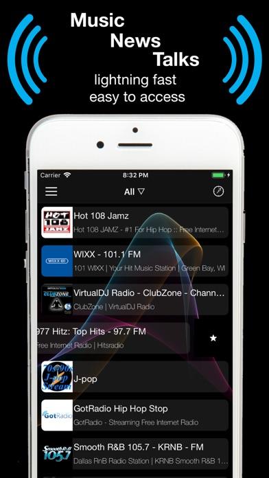 Top Radio: DAB AM FM radio app - by Cristian Muraru - Music