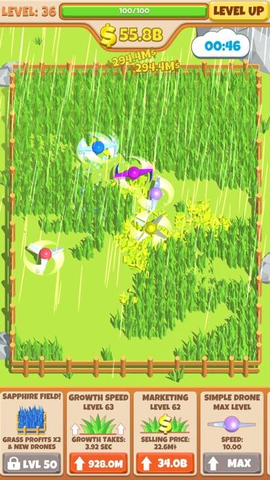 Idle Grass Cutter screenshot 4
