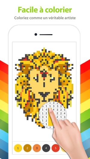 Pixel Coloriage Numero Dans L App Store