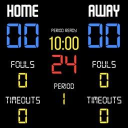 BT Scoreboard - Basketball