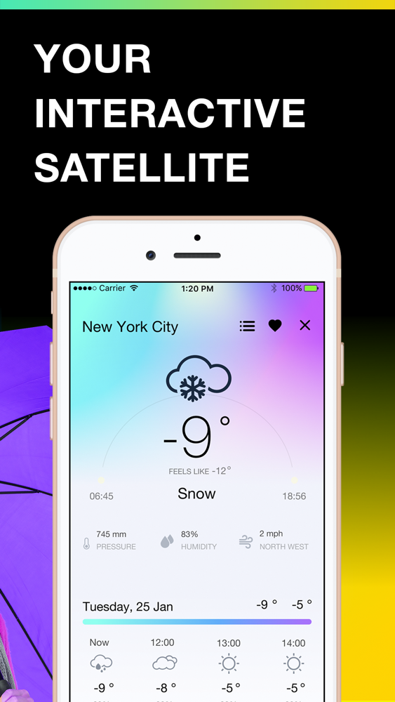 Weather Radar 24 App for iPhone - Free Download Weather