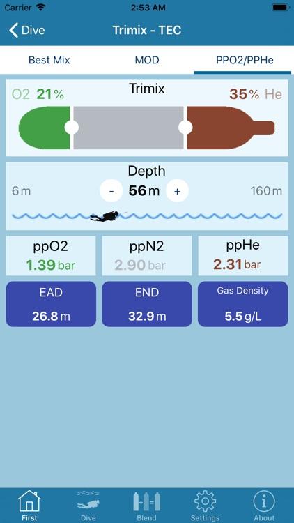 DiveSafe screenshot-4