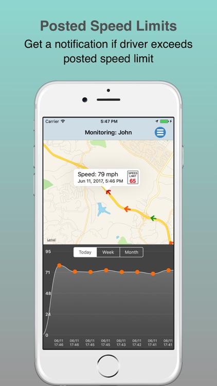 SafeDrive: For Teen Drivers screenshot-3