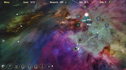 Alien Tribe 2: 4X Space RTS TD Screenshots