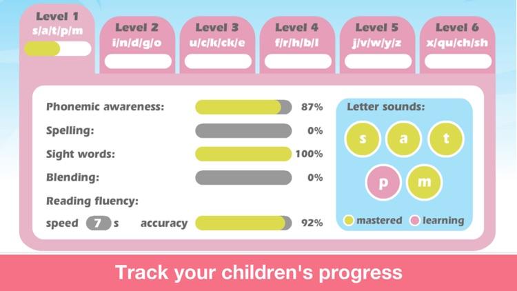 Phonics Farm: Reading for Kids screenshot-3