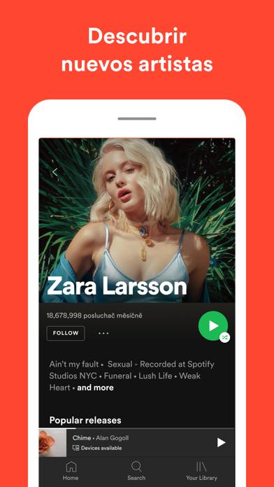 Descargar Spotify: música en streaming para Android