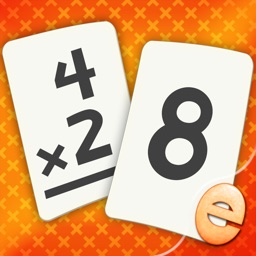 Multiplication Math Flashcards