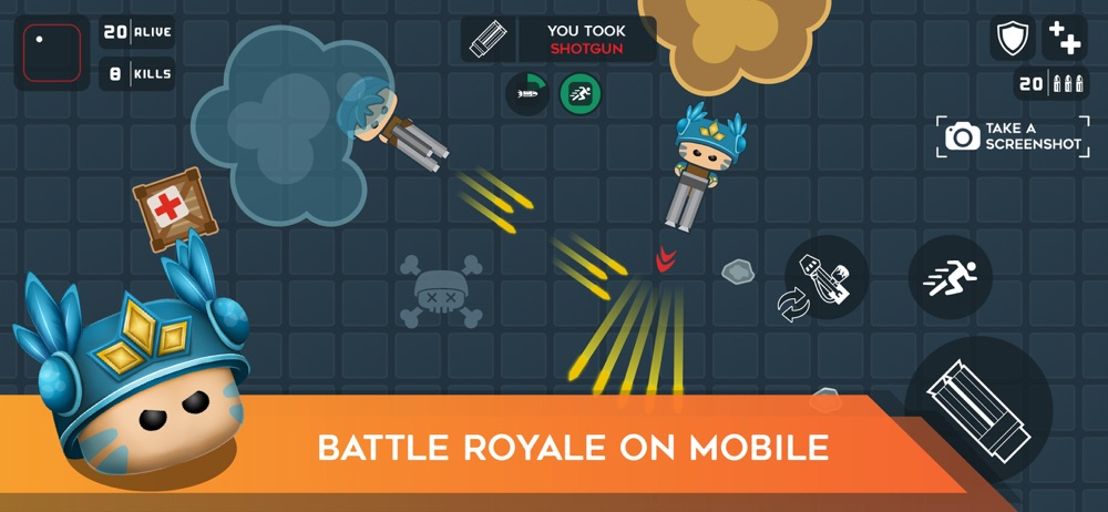 Mobg.io Survive Battle hack tool