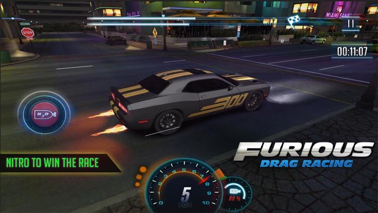 Furious 8 Drag Racing screenshot-3