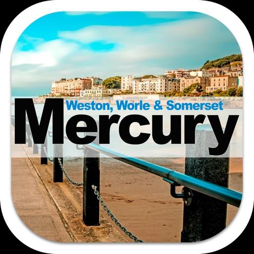 Weston and Somerset Mercury iOS App
