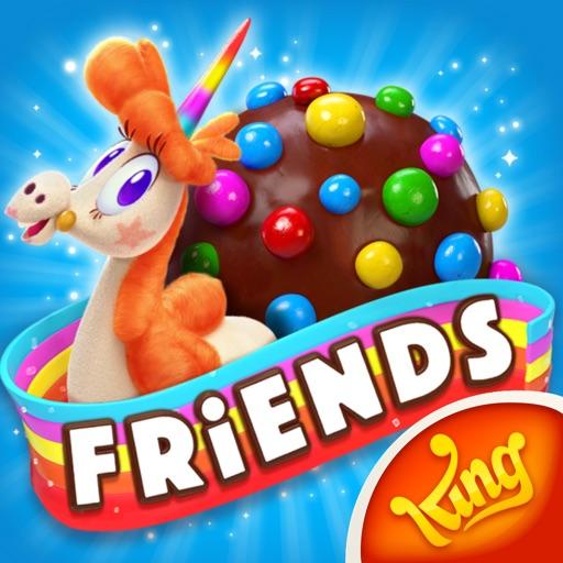 Candy Crush Friends Saga iOS App