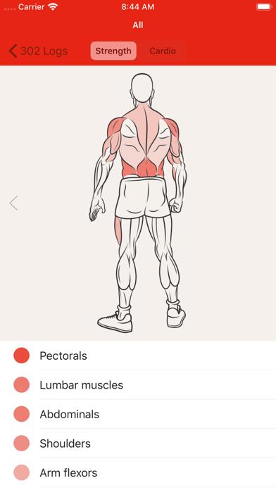 GymBook - Strength trainingのおすすめ画像6