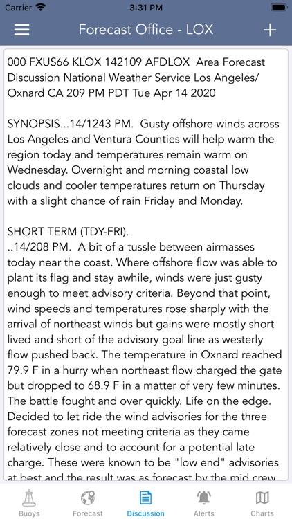 Marine Weather Forecast Pro screenshot-5