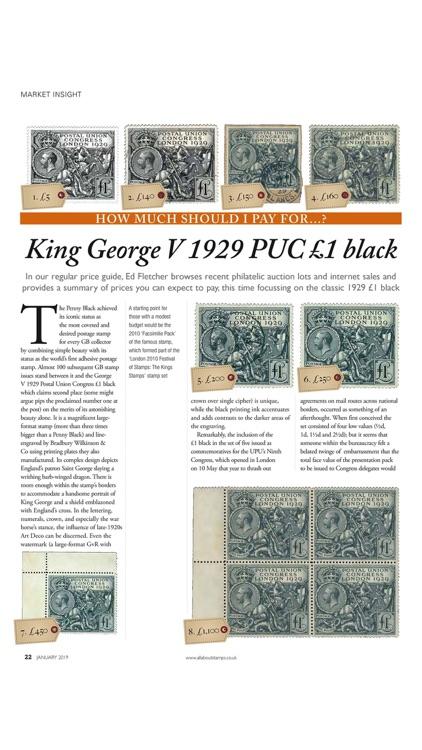 Stamp Collector Magazine screenshot-3