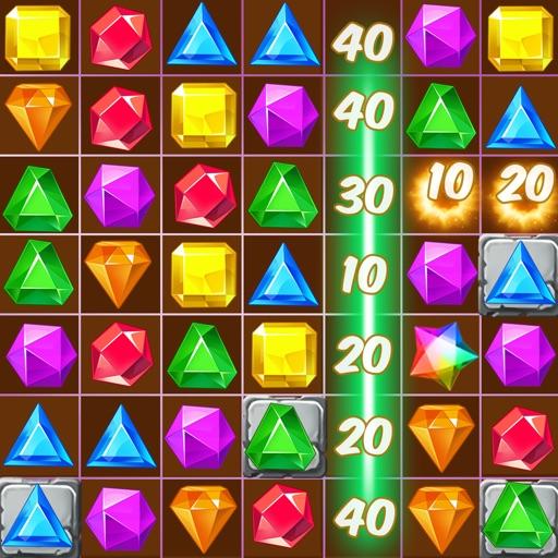 Jewel Fever - Match 3 Игры